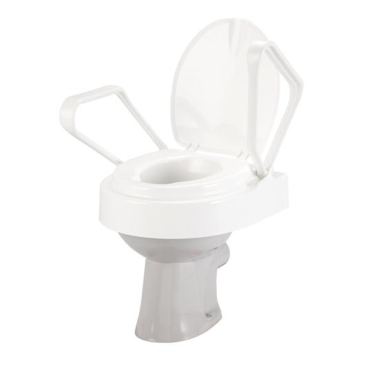 TRILETT Toaletní nástavec s madly