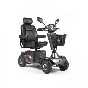 Nové elektrické skútry a vozíky MEYRA