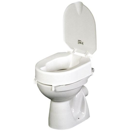 Etac HI-LOO Toaletní nástavec s víkem