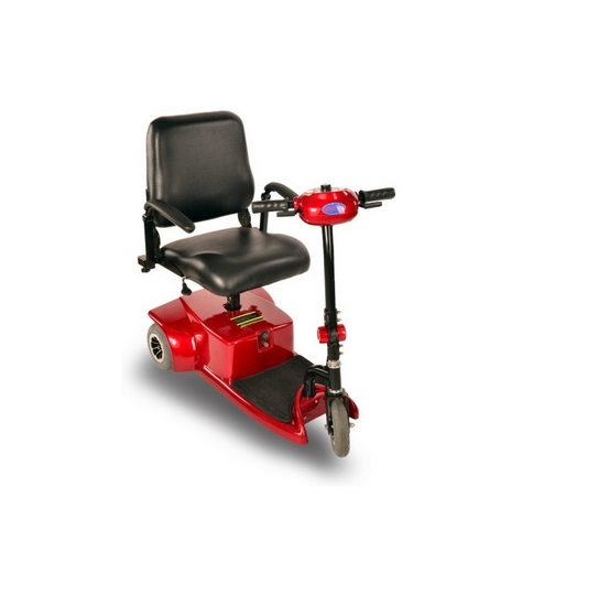 SELVO 3200 elektrický seniorský invalidní vozík
