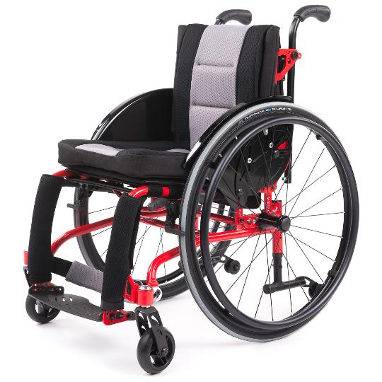 AmiGO Dětský invalidní vozík