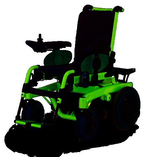 iChair MC2 S 1.616 Elektrický invalidní vozík