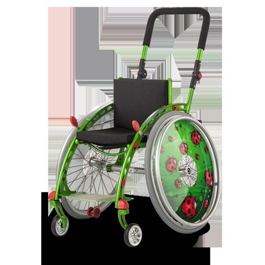 Brix 1.123 Dětský invalidní vozík