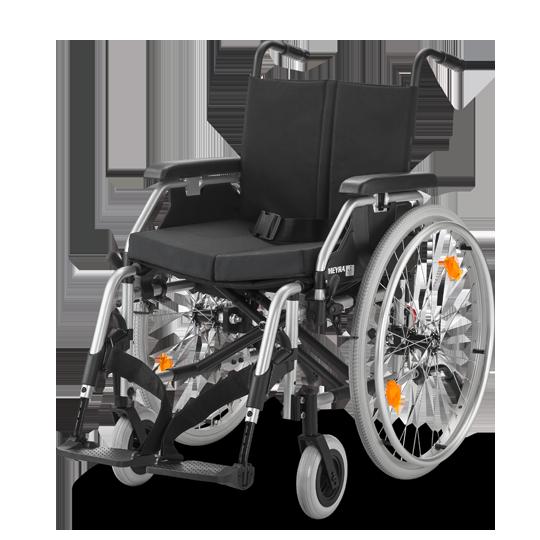 Eurochair 2 Vario 2.750 Odlehčený invalidní vozík