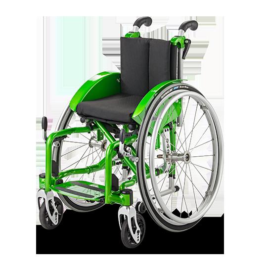 Flash 1.135 Dětský invalidní vozík