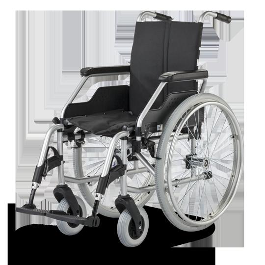 Basic Format 3.940 Odlehčený invalidní vozík