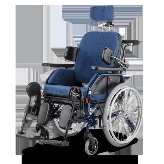 Motivo 2.250 Polohovací invalidní vozík