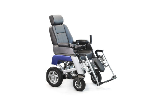 Selvo i4600E – plně elektrický invalidní vozík(není skladem,na dotaz)