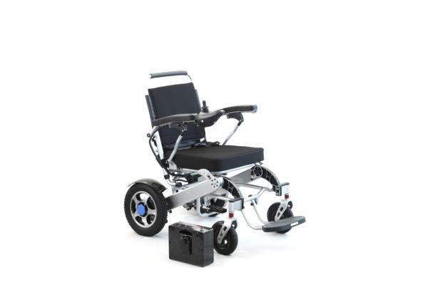 Selvo i4500 – Skládací invalidní vozík (není skladem, na dotaz)