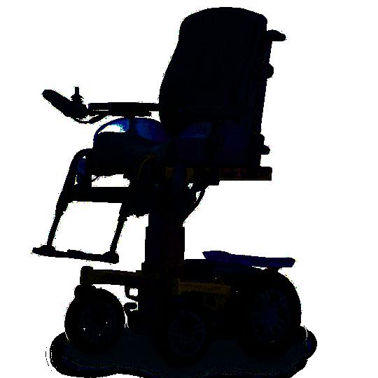 iChair MC3 Lift 1.612-27 Elektrický invalidní vozík
