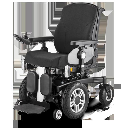 iChair MC Front 1.613 Elektrický invalidní vozík