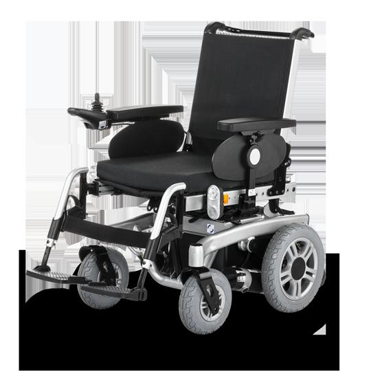 iChair MC1 1.610 Elektrický invalidní vozík