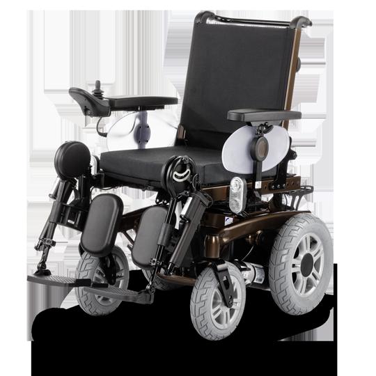 iChair MC2 1.611 Elektrický invalidní vozík