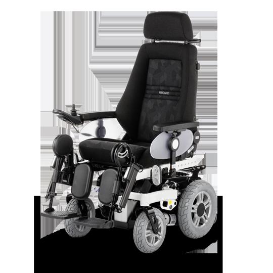 iChair MC3 1.612 Elektrický invalidní vozík