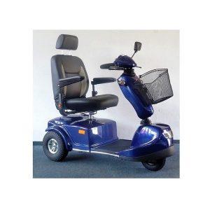 Zánovní elektrické skútry a vozíky