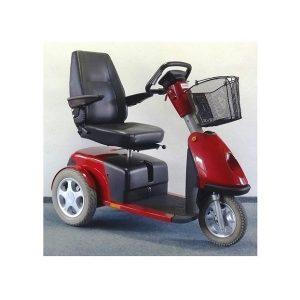 Použité elektrické skútry a vozíky
