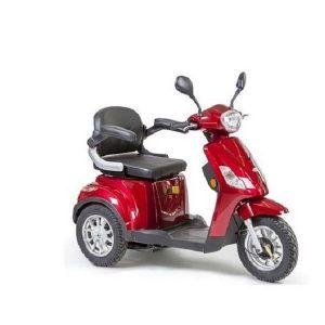 Nové elektrické skútry a vozíky SELVO